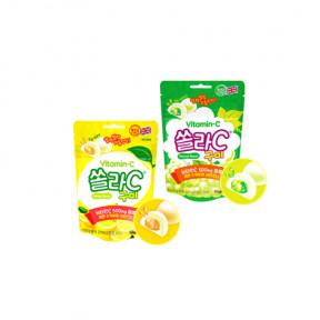 쏠라C 구미 (레몬/청포도)