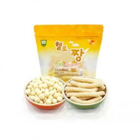 짱죽 유기농 쌀과자(소용량)