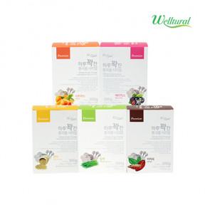 하루꽉찬 통곡물 시리얼 5종