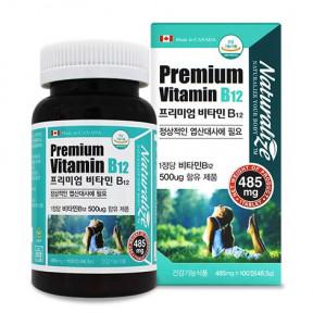 라이즈 프리미엄 비타민B12