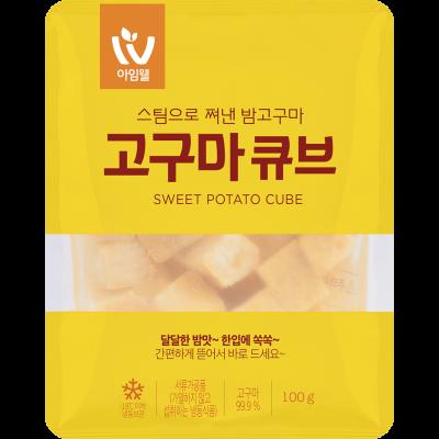 한입 고구마 큐브(12팩)