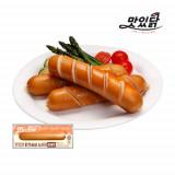 맛있닭 닭가슴살 소시지 훈제맛 1kg (100gX10팩)
