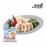 맛있닭 닭가슴살 소프트 고추맛 1kg(100gX10팩)