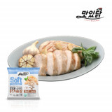 맛있닭 닭가슴살 소프트 마늘맛 1kg(100gX10팩)