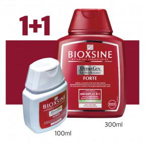 비옥신 포르테 샴푸 1+1 (300ml+100ml)