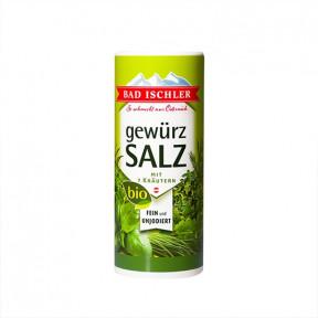 바트이슐러 유기농 7가지 허브 알프스소금 175g