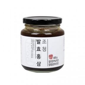 발효홍삼조청