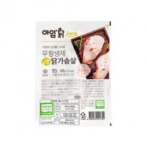 무항생제 생닭가슴살 100g(12팩)