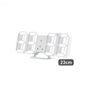 3D LED 벽시계 탁상용