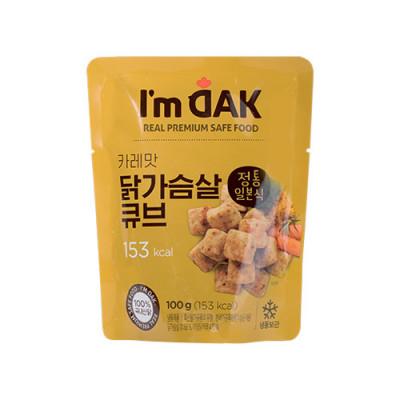 정통 일본식 카레맛 닭가슴살 큐브(12팩)