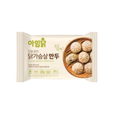 간편한끼 닭가슴살 만두(12팩)