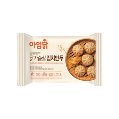 간편한끼 닭가슴살 김치만두(12팩)