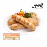 맛있닭 닭가슴살 소시지 현미맛 1kg (100gX10팩)