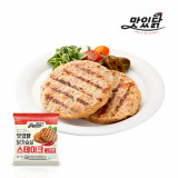 맛있닭 닭가슴살 스테이크 고추맛 1kg (100gX10팩)