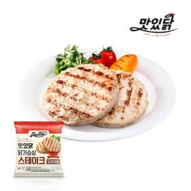 맛있닭 닭가슴살 스테이크 오리지널 1kg (100gX10팩)
