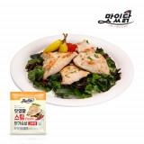 맛있닭 닭가슴살 스팀 고추맛 1kg (100gX10팩)