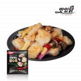 맛있닭 닭가슴살 구워먹는 탕수육 4.5kg(450gX10팩)