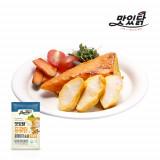 맛있닭 닭가슴살 프로틴 훈제 카레맛 1kg (100gX10팩)