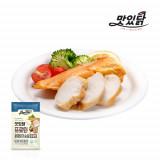 맛있닭 닭가슴살 프로틴 훈제 훈제맛 1kg (100gX10팩)